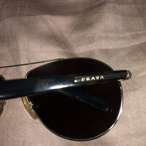 Accessories - Prada glasses